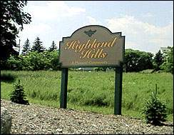 Highland Hills Planned Community